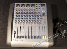 Soundcraft Spirit E8